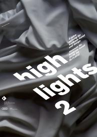 """Ausstellungsplakat """"Highlights 2"""""""